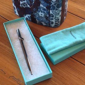 Tiffany Paloma Picasso Pen, New w/dust bag & box